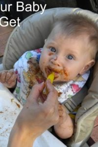 Why You Should Let Your Baby (or toddler) Get Messy Eating