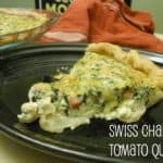 Cooking with Your Kid: Quiche, Made Your Way