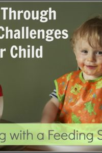 Working Through Feeding Challenges with Your Child: A Consult