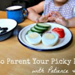 Practicing Patience When Your Child Doesn't Eat