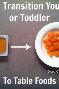 How to Transition Your Baby (or Toddler) to Table Foods Easily and Safely