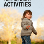 22 Simple and Unique Fall Sensory Activities