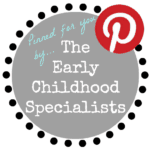 Introducing The Early Childhood Specialists Pinterest Board!