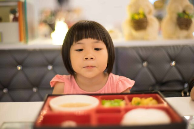What to do when you're child won't eat anything and why!