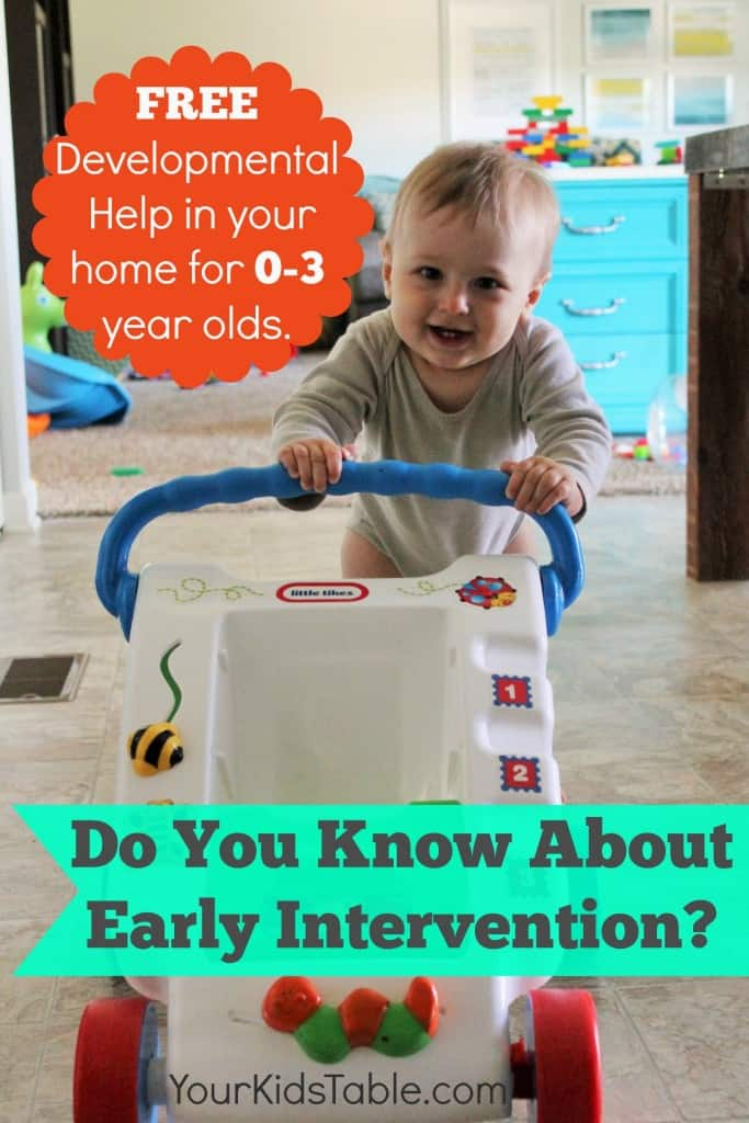 Early Intervention Picky Eating