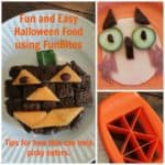 FunBites Giveaway and Kids Halloween Fun Food
