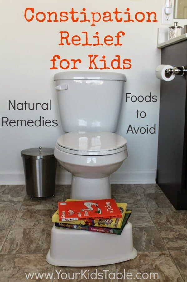 Learn natural remedies for constipation in children that work, without the help of over the counter drugs that can create years of dependence. Perfect for kids and toddlers with chronic constipation.