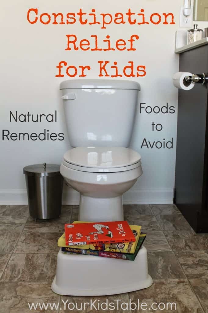 Learn Natural Remes For Constipation In Children That Work Without The Help Of Over