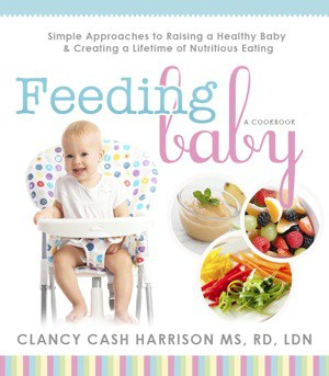 Feeding Baby: {Book Review}
