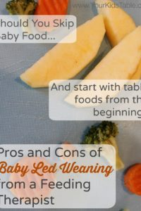 Baby Led Weaning Pros and Cons, What You Need to Know