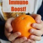 Boost Your Child's Immune System!