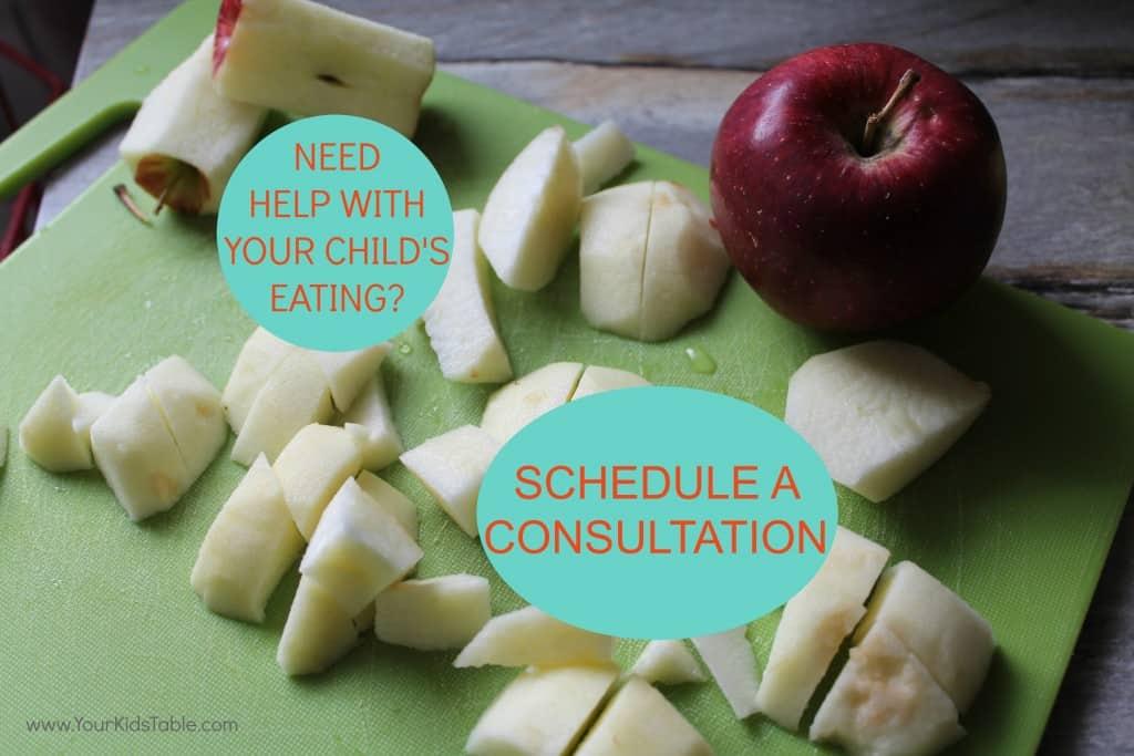 feeding consultation