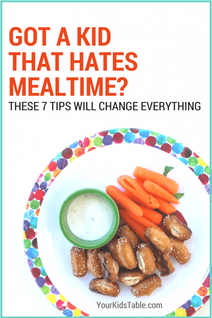 End the battles over getting your child to the table and learn how to help your child have a healthy relationship with food. 7 picky eater tips that can be total game changers.