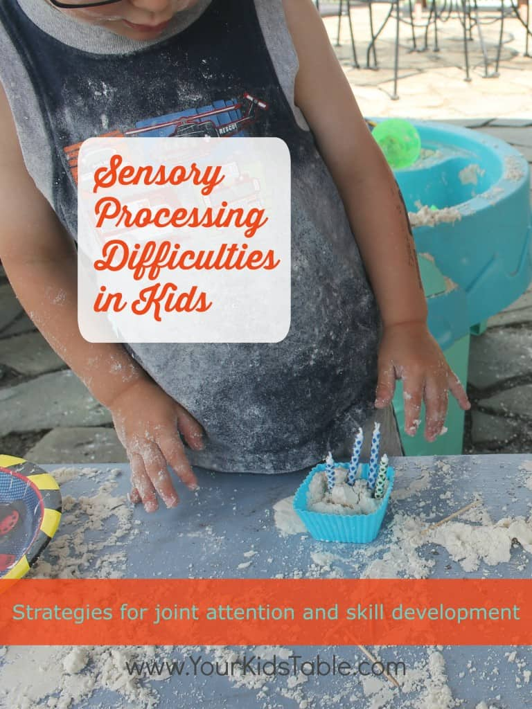 Sensory Processing Difficulties In Kids Your Kid S Table