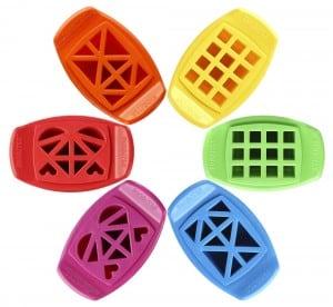 FunBites Rainbow Pinwheel