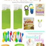 Ultimate List of Mealtime Must Haves for Baby