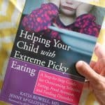 Helping Your Child with Extreme Picky Eating {Book Review}