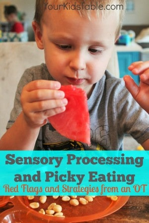 Sensory Processing and Picky Eater