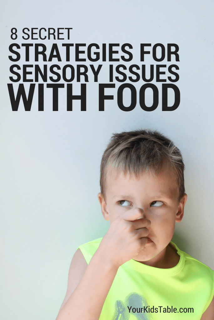 8 Secret Strategies for Sensory Food Aversions in Kids
