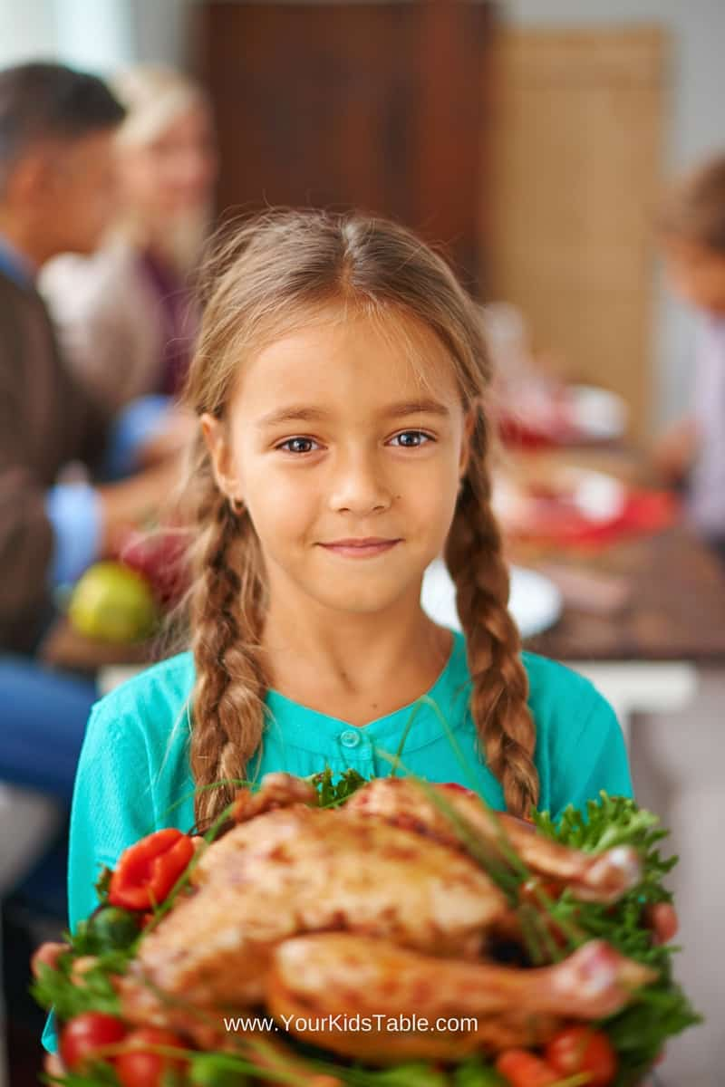 FunBites Presents: Successful Holiday Meal Guide for Picky Eaters
