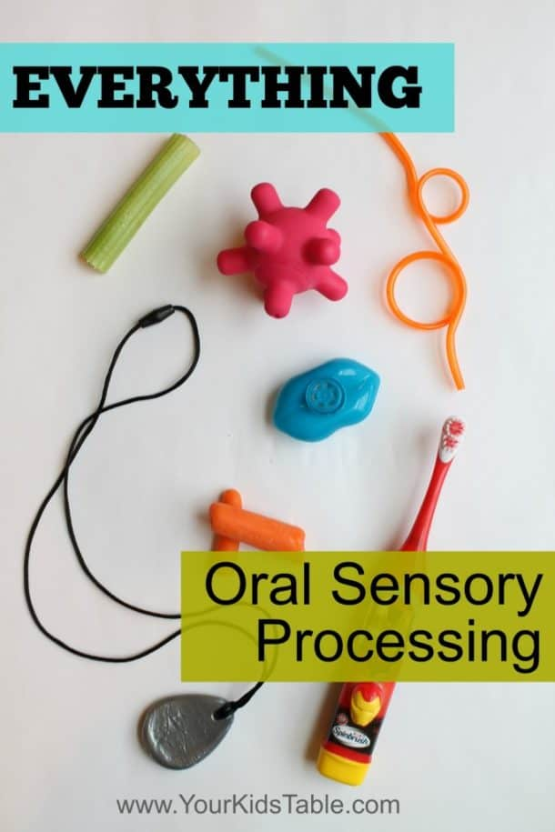 Everything Oral Sensory: The Total Guide