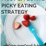The BEST Strategy for Picky Eating
