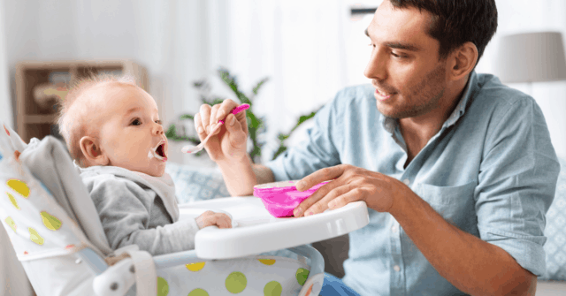 Baby and toddler feeding red flags