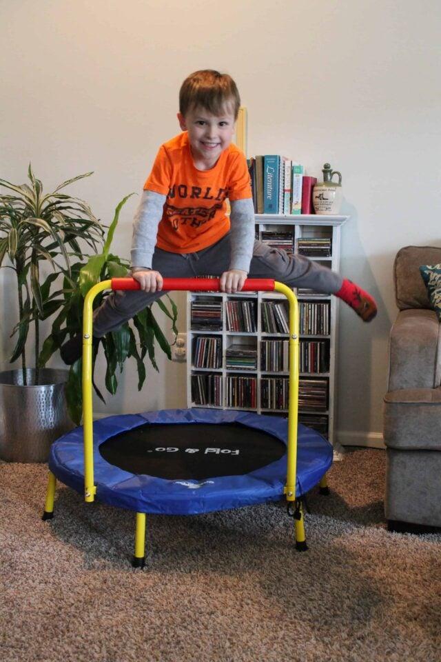 Understanding and providing sensory seeking activities to calm and organize sensory seeking behaviors in your child