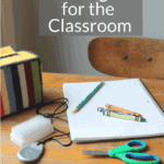 13 Easy Sensory Strategies for the Classroom
