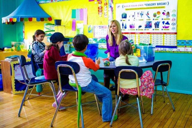 Sensory classroom