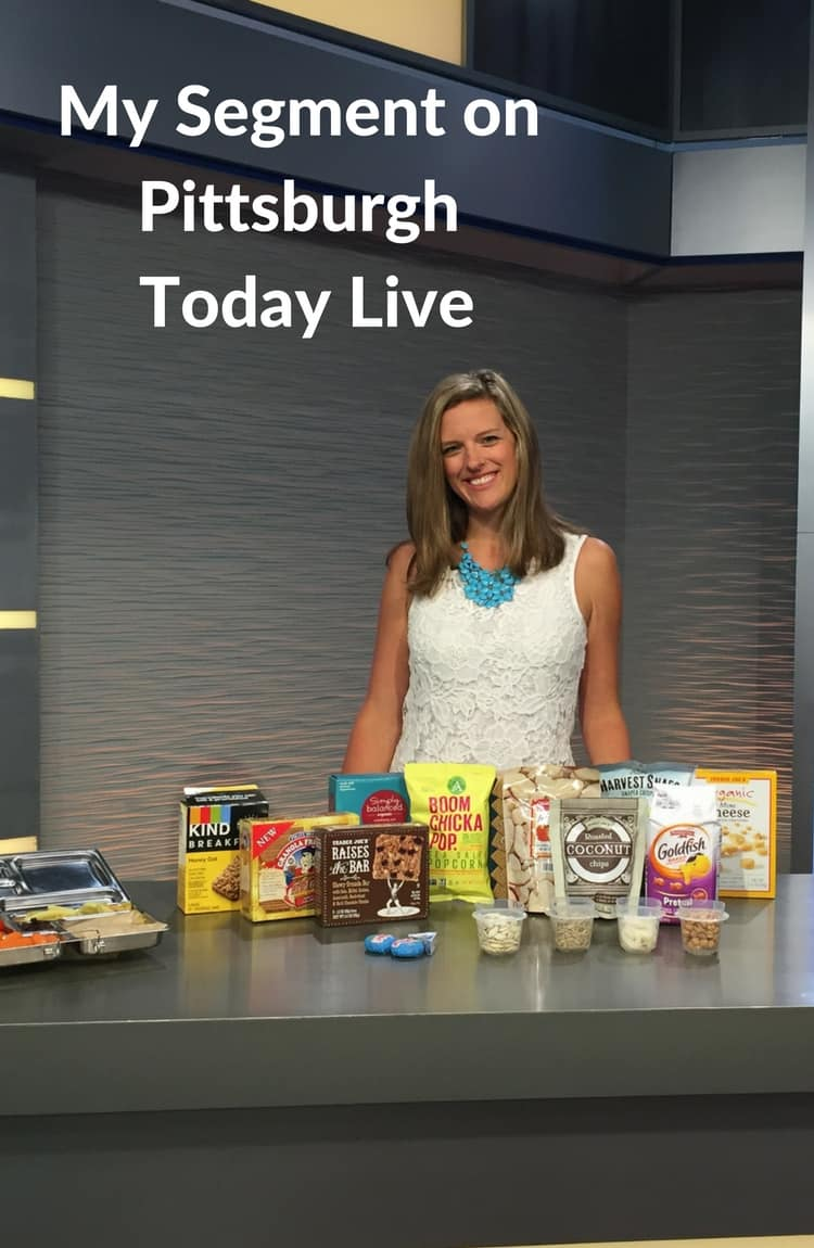 Pittsburgh Today Live: Packing Lunch for Picky Eaters