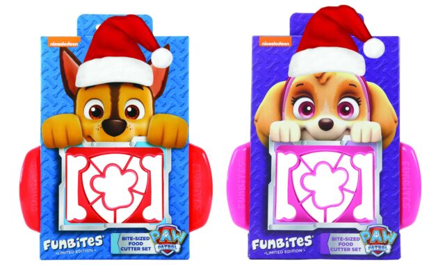 FunBites Paw Patrol, easy, fun, and great for picky eaters
