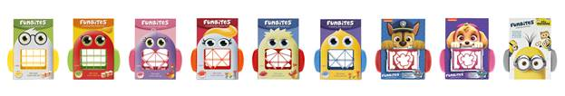 FunBites! Fun, novel, and awesome for picky eaters