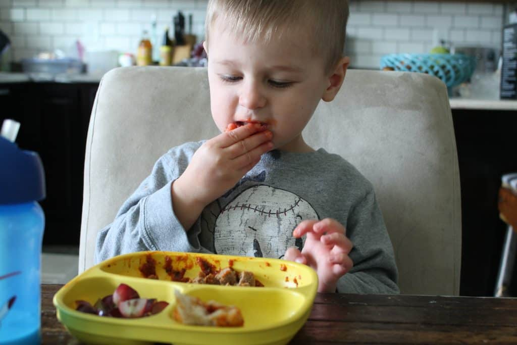 The easiest toddler meals and food ideas for breakfast, lunch, dinner, and picky eaters.