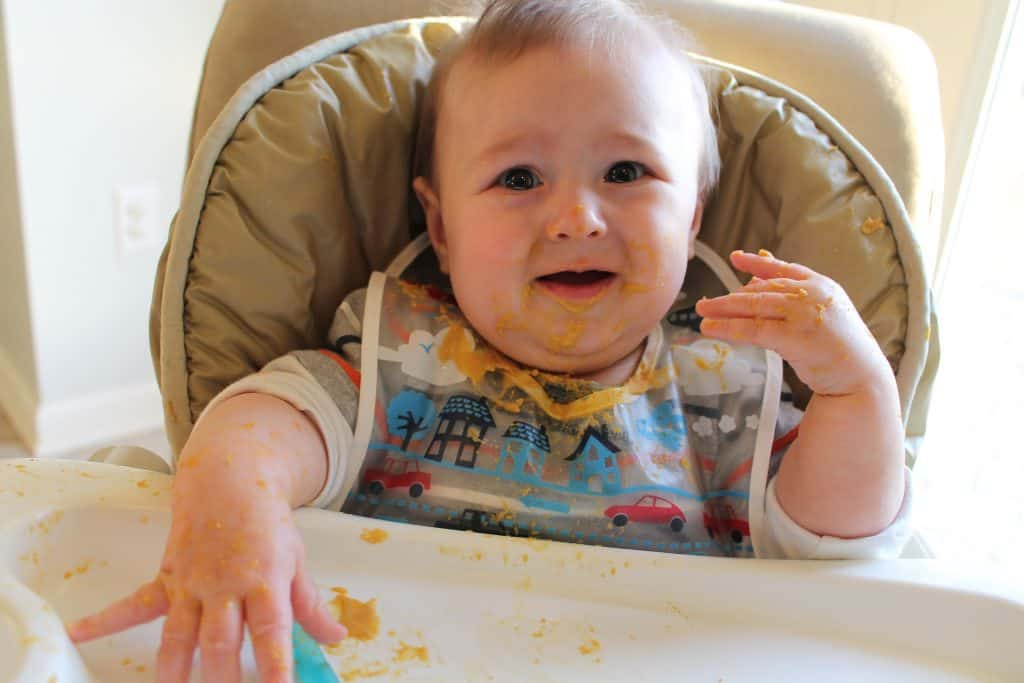 What to Do When Baby Won't Eat Solids: 7 Simple Steps - Your