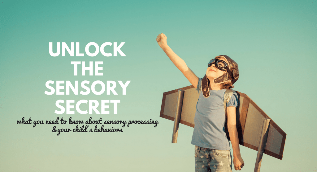 What is sensory integration therapy? Does your child need it? Help for sensory issues and sensory processing disorder treatment