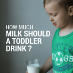 How Much Milk Should A Toddler Drink?
