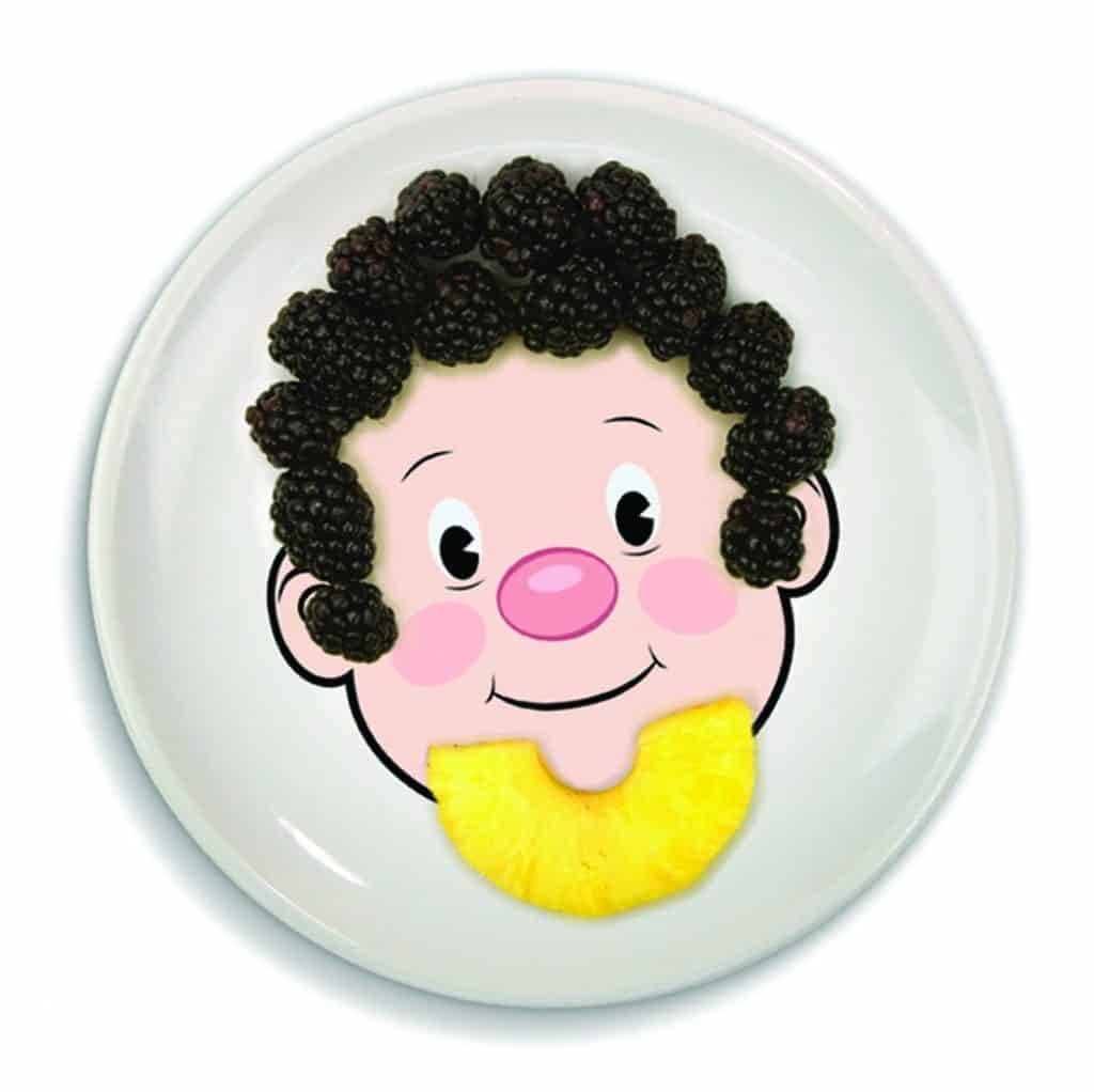 Fun plates for kids and toddlers that make mealtimes enjoyable, and help your kids eat new foods! Plus, kids dinnerware and unique toddler utensil ideas.