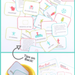 60 Printable Sensory Diet Cards for Kids to Thrive