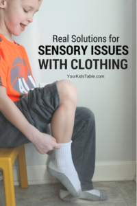 The Best Solutions for Clothing Sensitivity in Kids