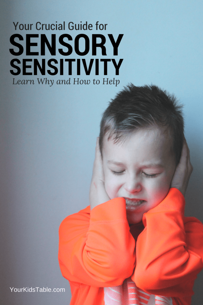 Does Your Child have a Sensory Sensitivity? How to Help Them