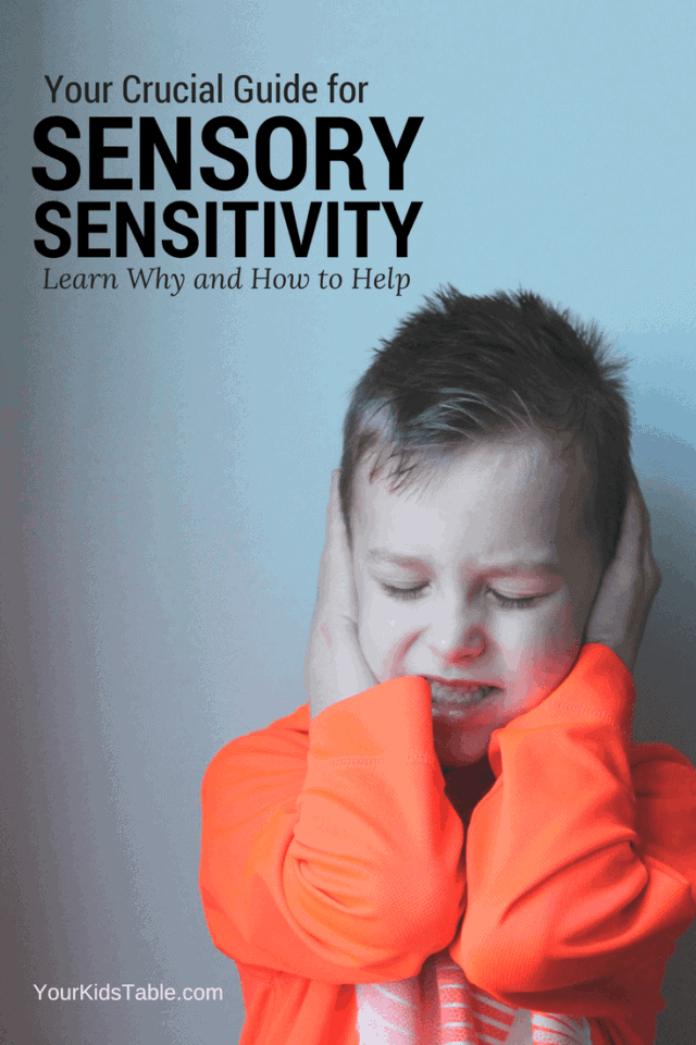 Got a kid with a sensory sensitivity? Understand why they're a hypersensitive child and how to help them day in and day out without the stress for you or them