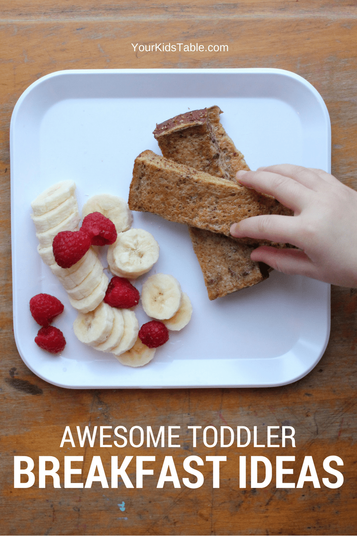 The Best Toddler Breakfast Ideas Easy And Healthy