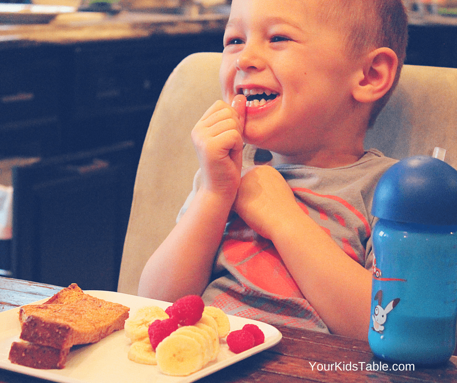Amazing toddler breakfast ideas that are easy and healthy.  Take the stress out of your morning and get peace of mind with more than 15 ideas that your toddler will gobble up.