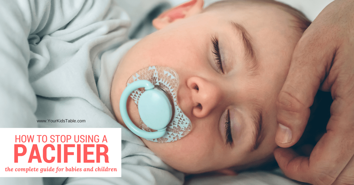 Pacifier Weaning Made Easy For Babies And Toddlers