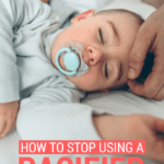 When and How to Get Rid of the Binky!