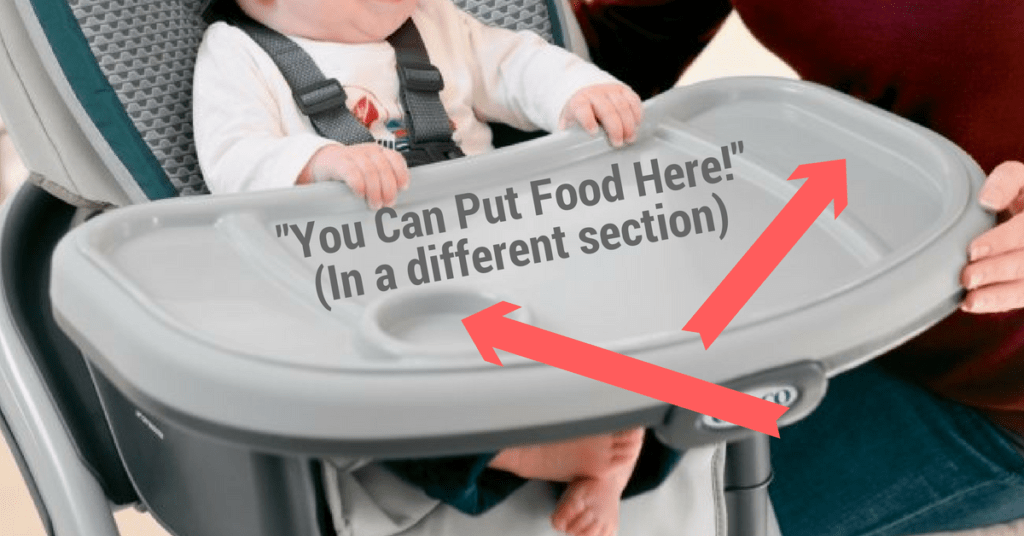 Need help with your baby or toddler throwing food on the floor during meals? Get these easy strategies you can start using today from a mom and feeding therapist that's been there.
