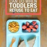8 Things You Can Do When a Toddler Refuses to Eat