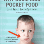 Pocketing Food Strategies and Causes in Kids