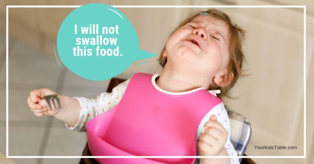 Learn exactly what pocketing food is, strategies to move past it, and why kids, toddlers, and even babies will pocket their food!